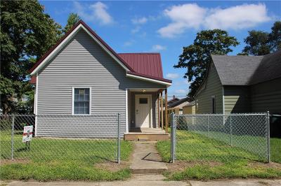 Delaware County Single Family Home For Sale: 2410 South Jefferson Street