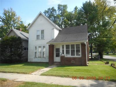 Delaware County Single Family Home For Sale: 917 West North Street
