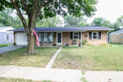 Indianapolis Single Family Home For Sale: 7540 Placing Road