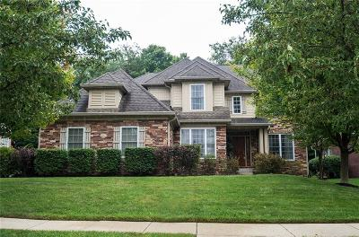 Indianapolis Single Family Home For Sale: 10845 Tallow Wood Lane