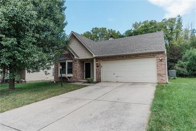 Fishers Single Family Home For Sale: 6301 Valleyview Drive