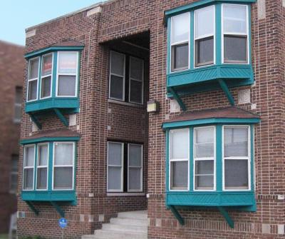 Indianapolis Single Family Home For Sale: 45 West Fall Creek Parkway South Drive #3