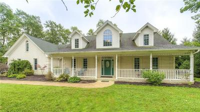 Indianapolis Single Family Home For Sale: 10901 Vandergriff Road