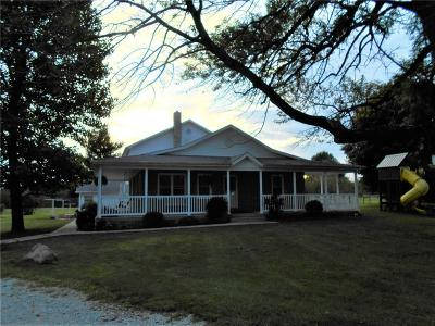Single Family Home For Sale: 9185 South State Road 3 Highway S