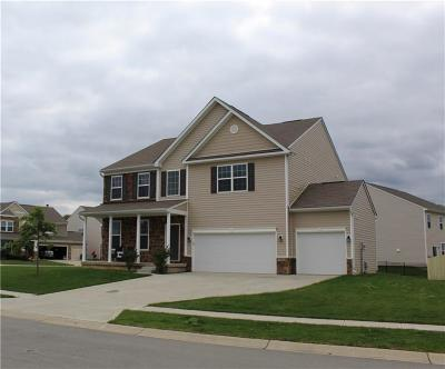 Whitestown Single Family Home For Sale: 5803 Waterstone Way