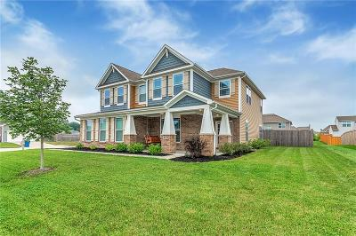 Indianapolis Single Family Home For Sale: 4730 White Marlin Drive