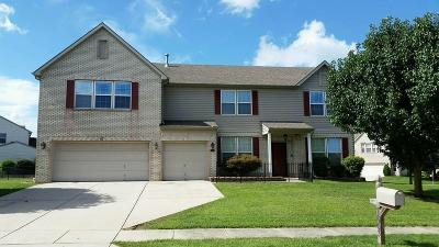 Single Family Home For Sale: 7663 Cole Wood Boulevard