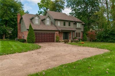 Arcadia, Cicero, Noblesville Single Family Home For Sale: 403 Chris Lane