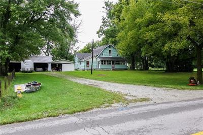Noblesville Commercial For Sale: 17095 South Mill Creek Road