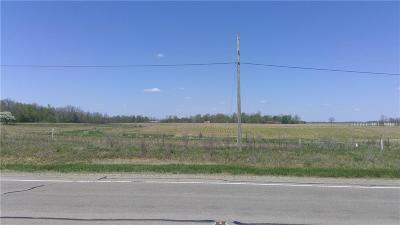 Madison County Farm For Sale: 12099 North 400 E