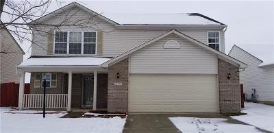 Noblesville Single Family Home For Sale: 15577 Outside Trail