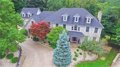 Single Family Home For Sale: 6450 Harting Overlook