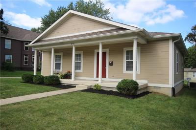 Danville Single Family Home For Sale: 876 West Main Street