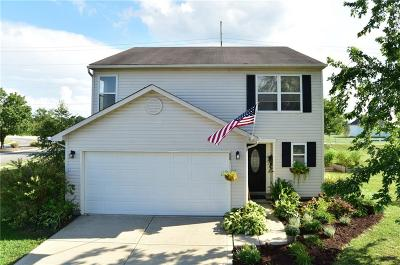 Mooresville Single Family Home For Sale: 101 Broad Leaf Place