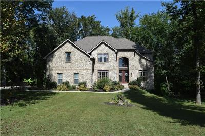 Columbus Single Family Home For Sale: 2252 Woodland Farms Drive
