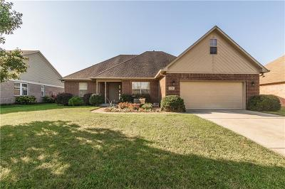 Plainfield Single Family Home For Sale: 6785 Hall Road