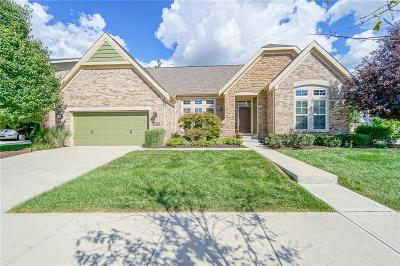 Fishers Single Family Home For Sale: 13003 Minden Drive
