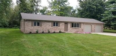 Franklin Single Family Home For Sale: 6144 South 550 E