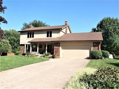 Greenwood Single Family Home For Sale: 579 Ridge Road