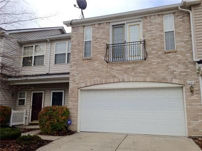 Condo/Townhouse For Sale: 6278 Bishops Pond Lane