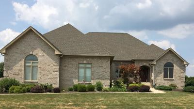 Bargersville Single Family Home For Sale: 5066 North 400 W Road