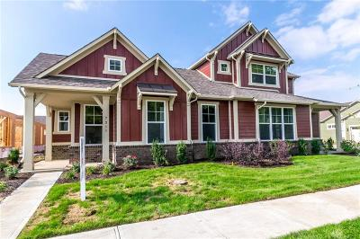 Carmel Single Family Home For Sale: 7211 Antiquity Drive