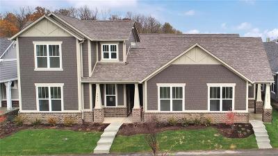Carmel Single Family Home For Sale: 7216 Cherry Creek Boulevard