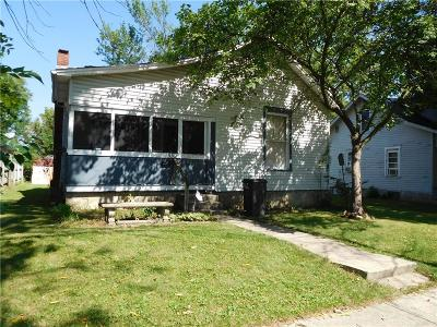 Franklin Single Family Home For Sale: 552 West King Street