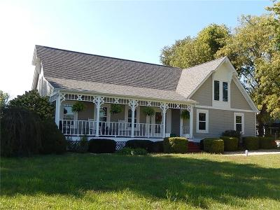 Monrovia Single Family Home For Sale: 11710 North State Road 39