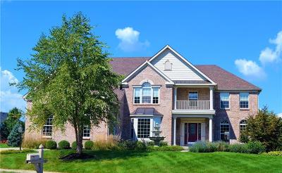 Fishers Single Family Home For Sale: 14082 Franks Way