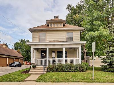 Franklin Single Family Home For Sale: 150 East King Street