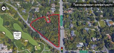 Indianapolis Residential Lots & Land For Sale: 7110 North Meridian