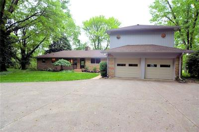 Single Family Home For Sale: 6328 North Raceway Road