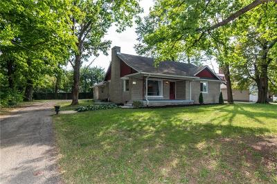 Marion County Single Family Home For Sale: 1525 West Edgewood Avenue