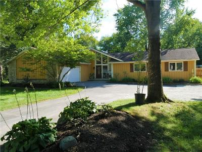 Carmel Single Family Home For Sale: 3671 Stratford Place