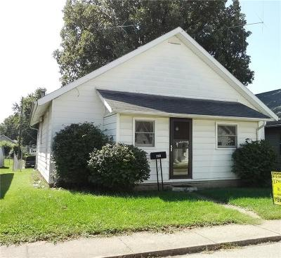 Decatur County Single Family Home For Sale: 209 West McKee Street
