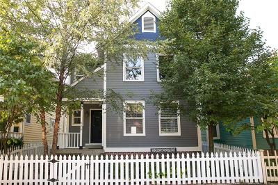 Single Family Home For Sale: 629 East Arch Street