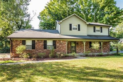 Indianapolis Single Family Home For Sale: 623 West 79th Street