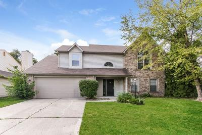 Marion County Single Family Home For Sale: 5820 Lakefield Drive