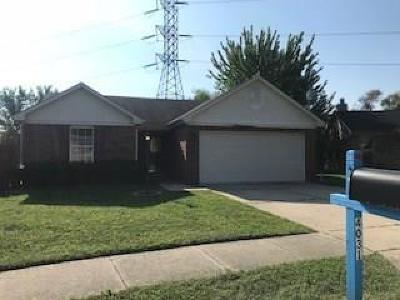 Marion County Single Family Home For Sale: 4031 Gray Arbor Drive