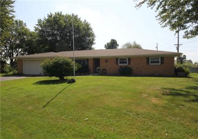Mooresville Single Family Home For Sale: 2693 East Woodside Drive