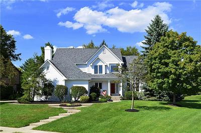 Carmel Single Family Home For Sale: 3730 Carwinion Way