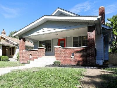 Marion County Single Family Home For Sale: 33 North Ridgeview Drive