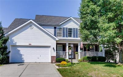 Carmel Single Family Home For Sale: 13734 Stone Haven Drive