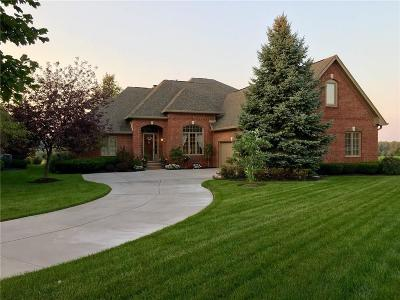 Noblesville Single Family Home For Sale: 16480 Valhalla Drive