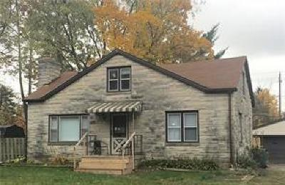Marion County Single Family Home For Sale: 6315 Ida Street