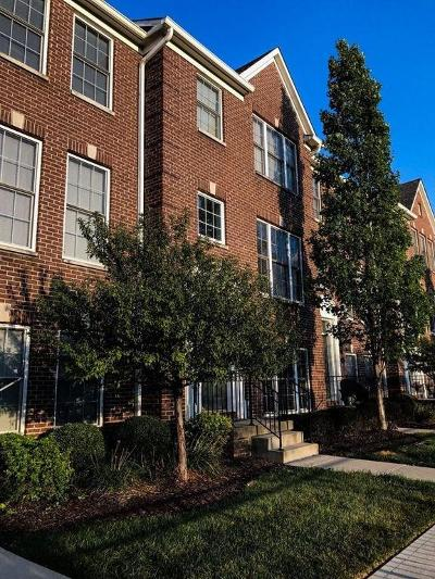 Marion County Condo/Townhouse For Sale: 8657 North Meridian Street