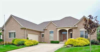 Carmel IN Single Family Home For Sale: $479,800