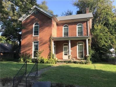 Henry County Single Family Home For Sale: 218 East Morgan Street