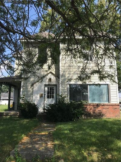 Madison County Single Family Home For Sale: 1414 Ohio Avenue
